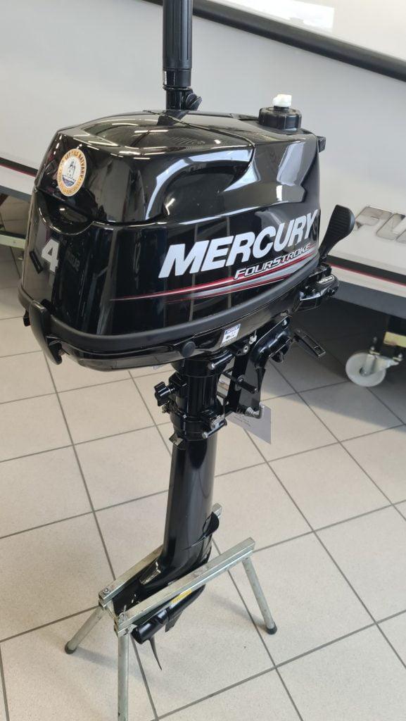 SÅLD! Beg. Mercury F 4 ML -2019