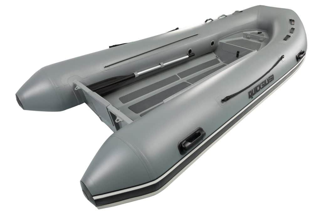 QS 380 Aluminium RIB