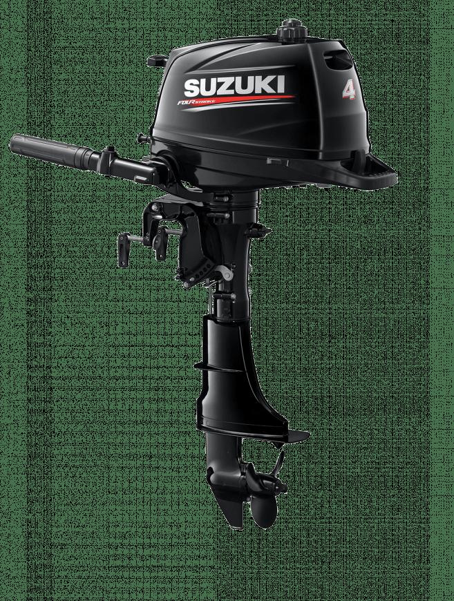 Suzuki DF 4A