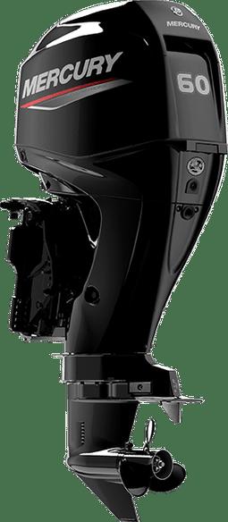 Mercury F 60 EFI / CT